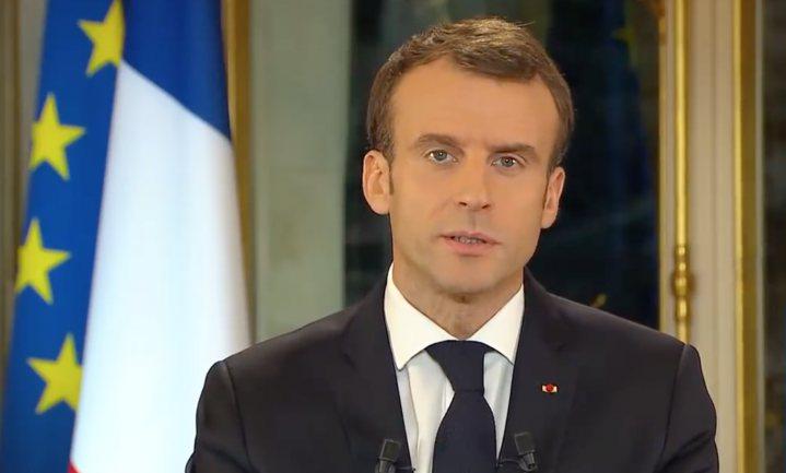 Macron roept 'economische en sociale noodtoestand' uit, maar overtuigt nog niet echt lekker