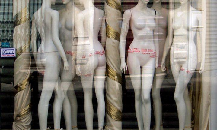 Franse wet tegen te magere modellen
