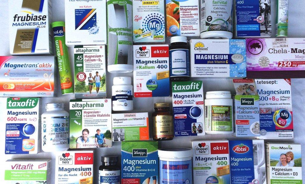 Mens en magnesium kunnen niet zonder elkaar