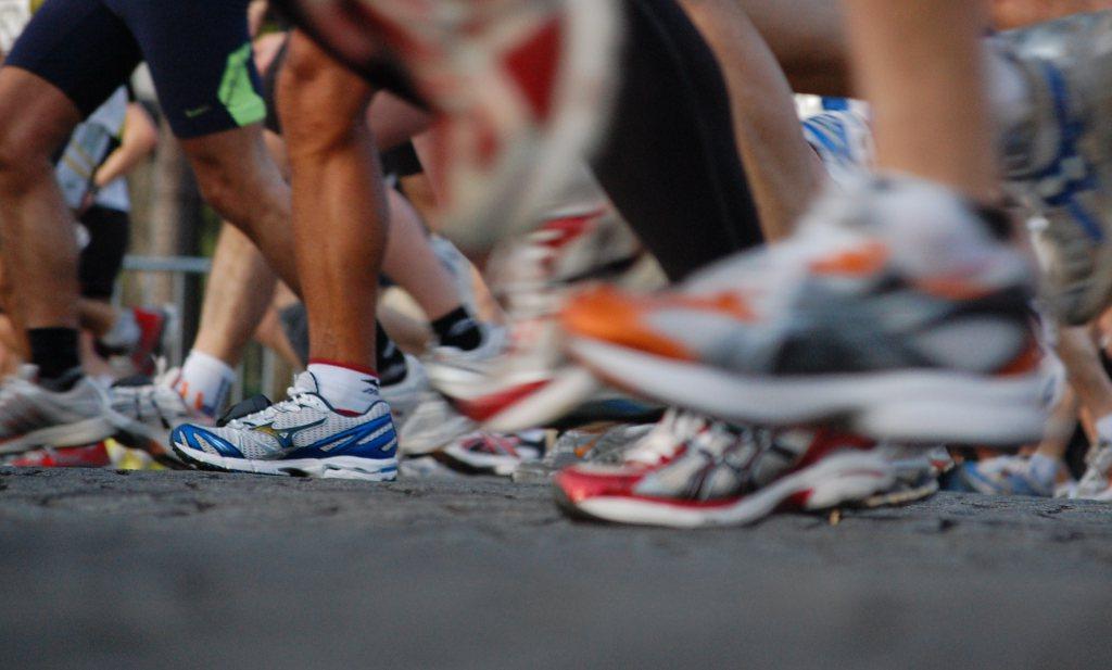 Onderzoekers maken probiotica van atletenpoep