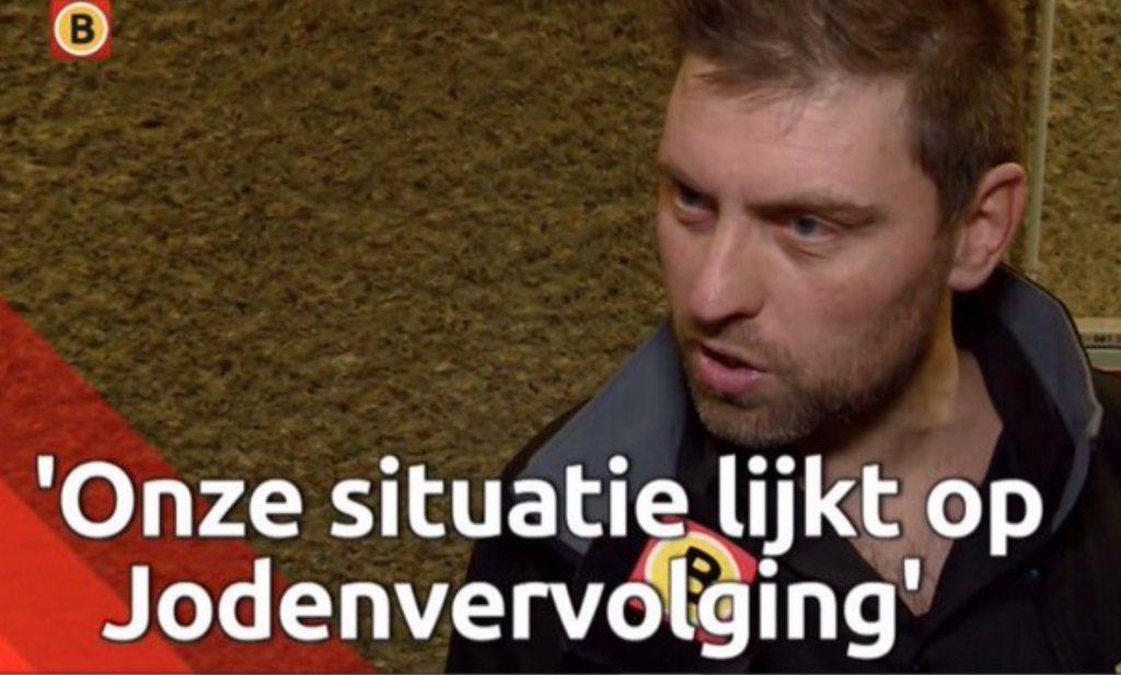 Barsten in het boerencollectief - Rutte, Schouten en Dijkhuizen staan voor een uitdaging