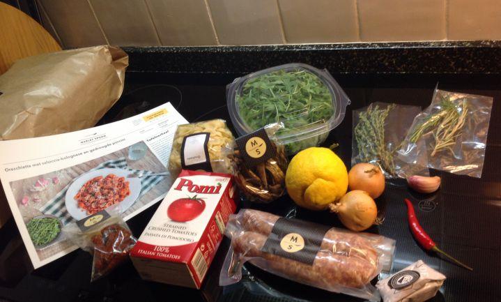 Maaltijdboxen helpen Britse jeugd over kookdrempel heen