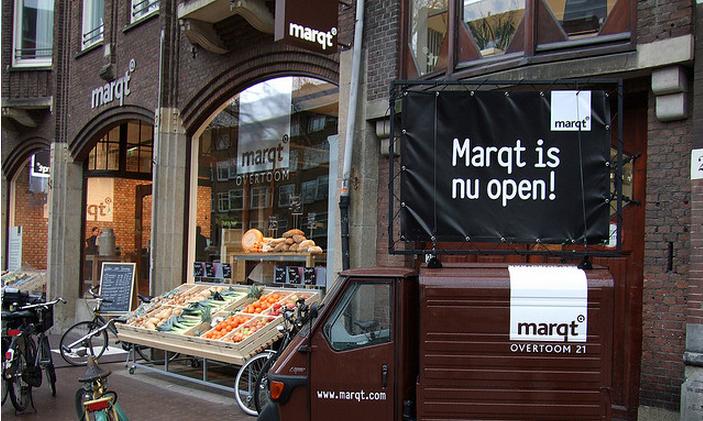 Marqt opent 2e winkel in Rotterdam