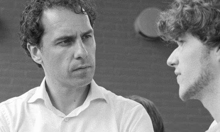 Martijn van Dam 'deed het echt voortreffelijk'