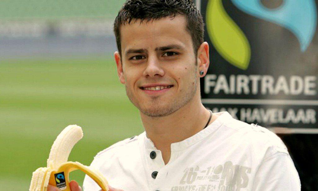1 op de 7 bananen is een fairtradebanaan