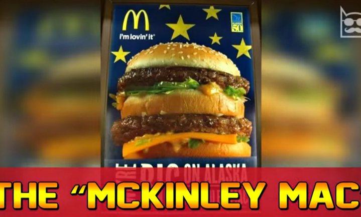 Geheime hamburgers bij McDonald's