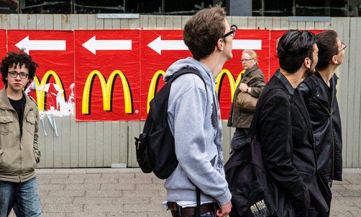 McDonald's raakt de twintiger kwijt