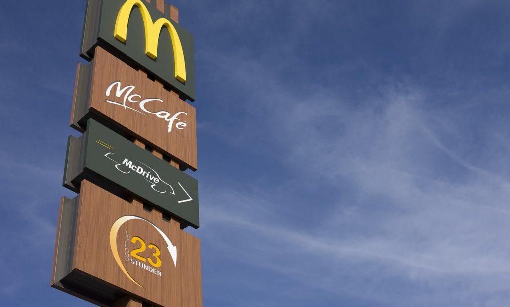 McDonald's groeit nog harder dan de rest van de fastfoodsector