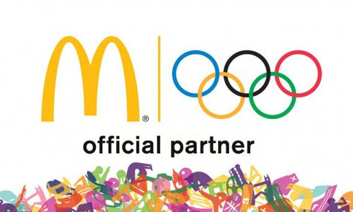 McDonald's stopt met sponsoring Olympische Spelen