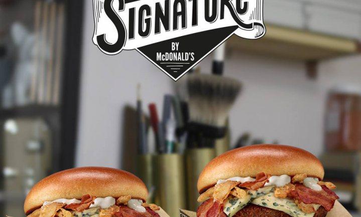 McDonald's geeft er in Frankrijk mes en vork bij