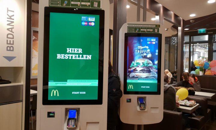 McDonald's wil voortaan 'gemakshoreca' heten