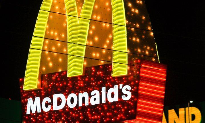 McDonald's is 'niet cool meer', aandeel daalt