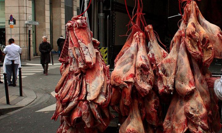 Mag de slager zijn eigen vlees keuren?