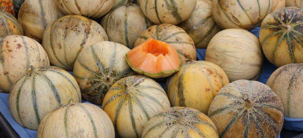 Parijs houdt niet van meloen in een koude septembermaand