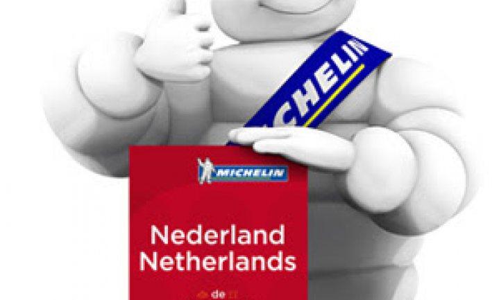 Sterren Michelin per mobiel uitgereikt