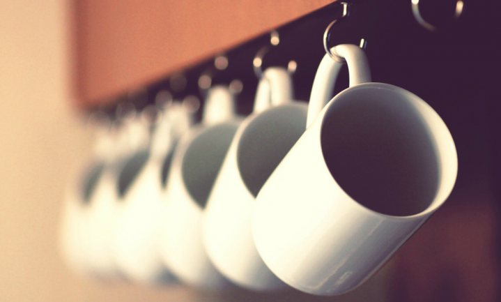 Koffiemok bepaalt smaakverwachting en waarde