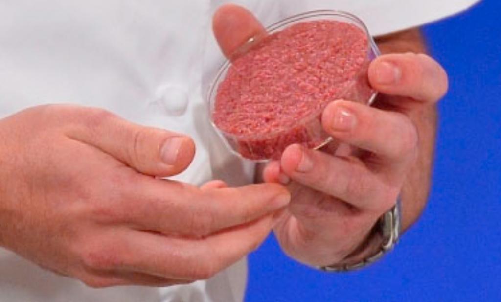Echt vlees zonder dieren, een serieuze markt denken investeerders