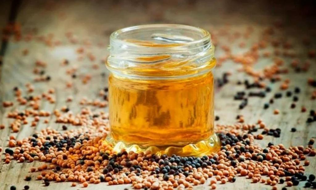 Culinair ontdekt: mosterdolie