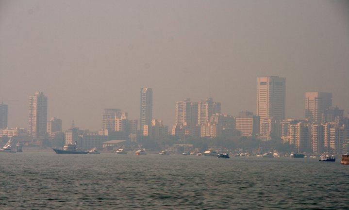 Luchtvervuiling India jaagt mensen de stad weer uit