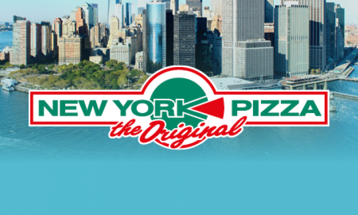 'New York Pizza is fastfood, geen restaurant'