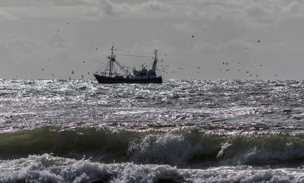 Nederlandse vissers in zwaar weer en somber over nabije toekomst