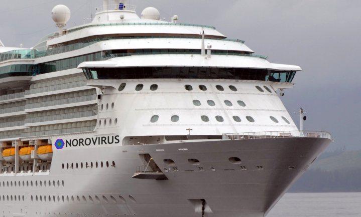 Norovirussen werken samen met darmbacteriën
