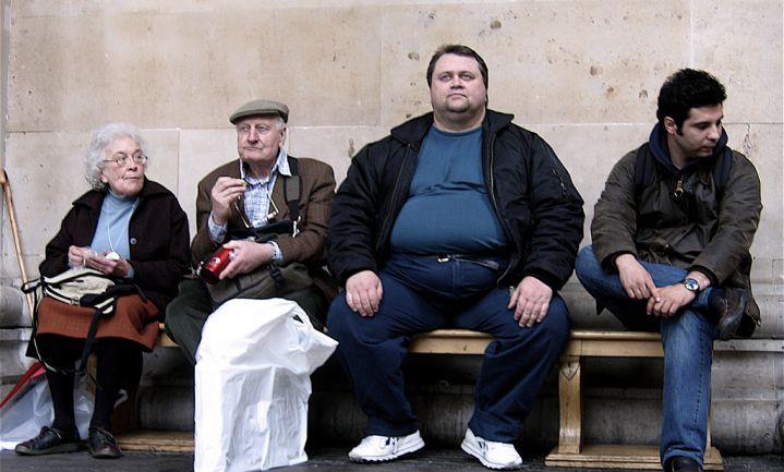 Britten dik door onderschatting calorie-inname