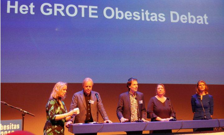 Op naar het tweede Nationale Obesitassymposium