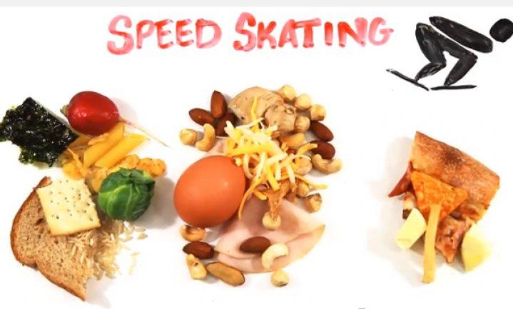 Het Olympische Dieet