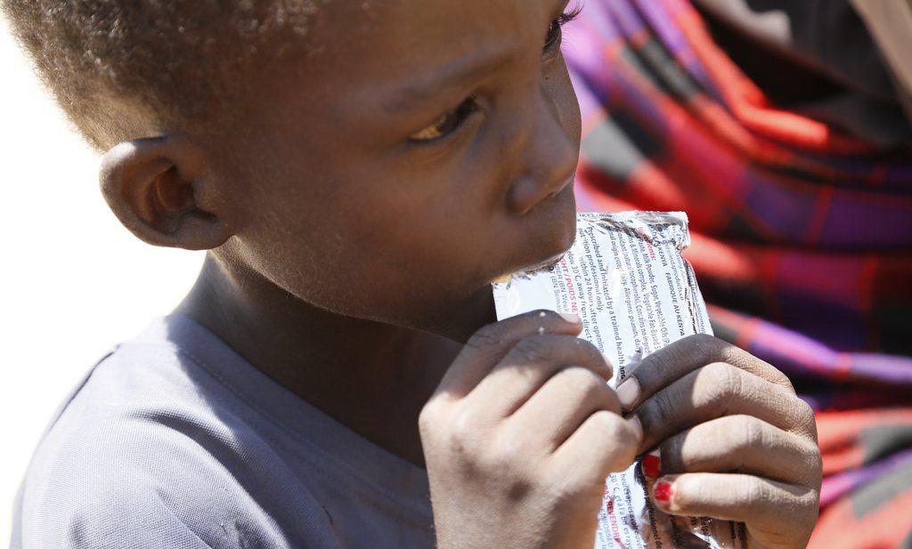 Meer mensen leden honger in 2016