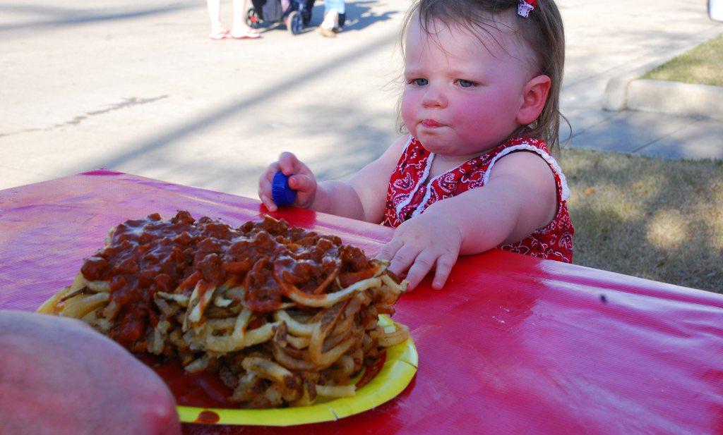 Eerste drie-jarige met ouderdomsdiabetes