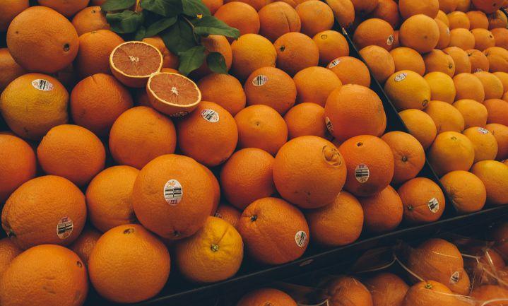 Miljoenen liters sap van 1 sinaasappel