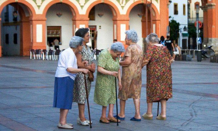 Oefenen beschermt ouderen tegen gevolgen val