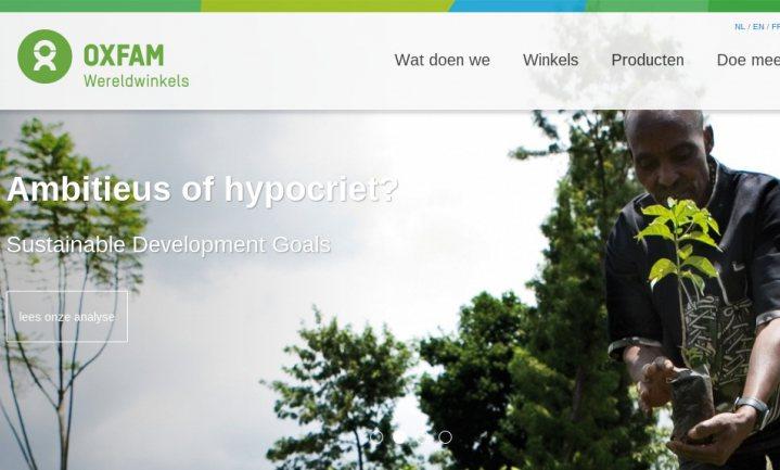 Oxfam: belast niet-duurzaam geproduceerde voeding