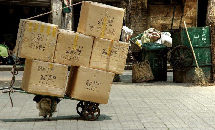 'Pakketjes uit China zijn oneerlijke concurrentie'