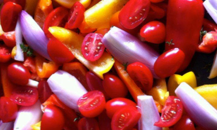 Paprika's - daar maak je soep van!