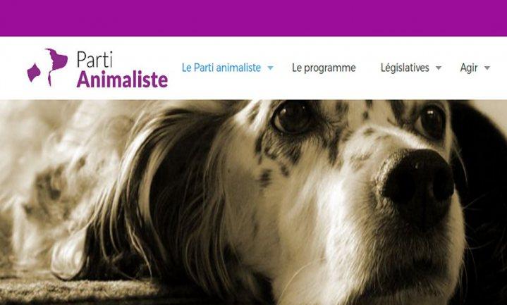 Ook Frankrijk heeft nu een Dierenpartij