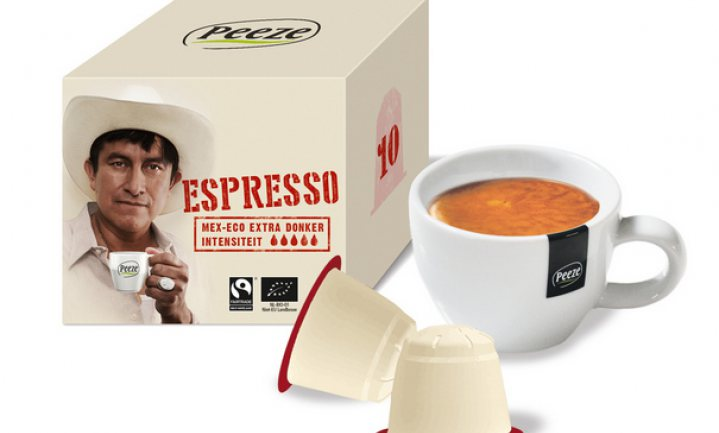 Peeze introduceert 'eigentijdse' espresso-cups