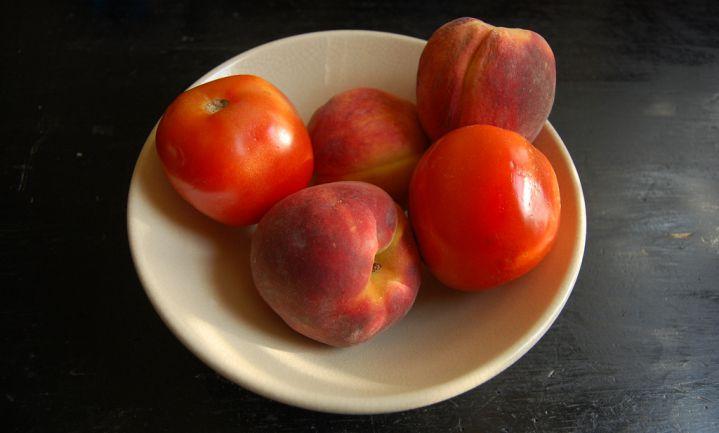 Franse tomaten en perziken 'niet lekker genoeg'
