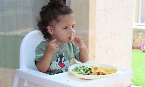 €1,5 miljoen om kinderen groente te leren eten