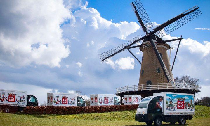 Waar Picnic komt raakt Albert Heijn de marktleiderspositie kwijt