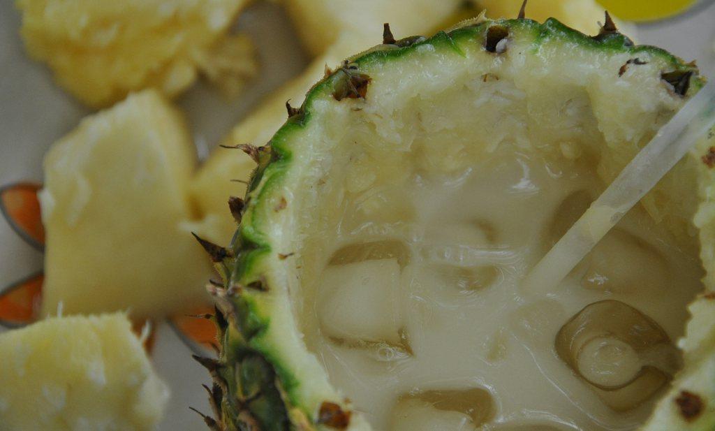 Tegengif bij de Keuringsdienst: Piña colada