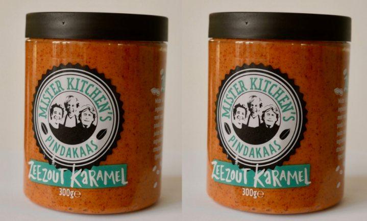 Een vrolijk persbericht: Pindakaas met karamel