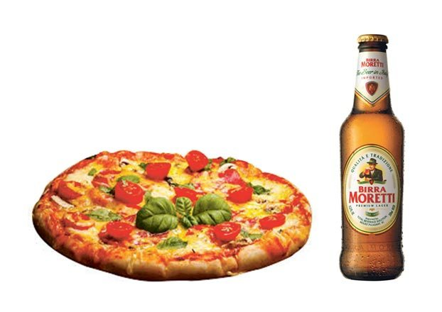 Culinair Ontdekt: Pizza en bier