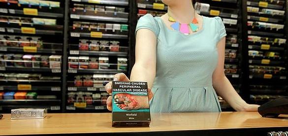 """""""Saaie verpakkingen helpen niet tegen obesitas"""""""