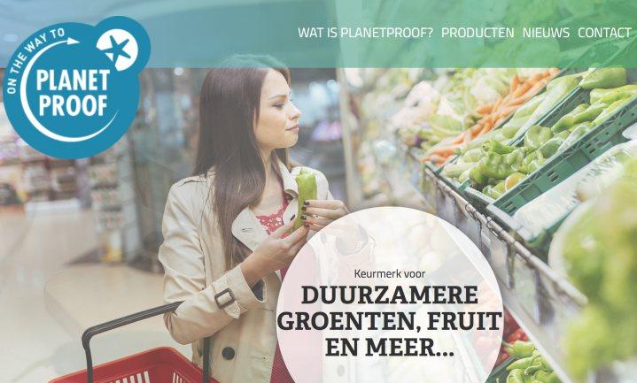 Minister Schouten belooft beloning voor bovenwettelijke producteisen