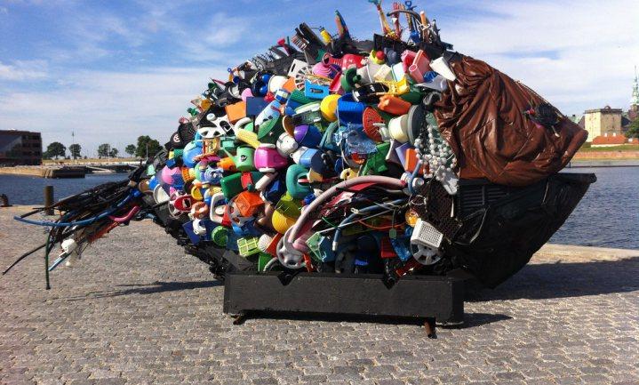 Alle plastic moet hergebruikt kunnen worden, verordonneert de Europese Commissie