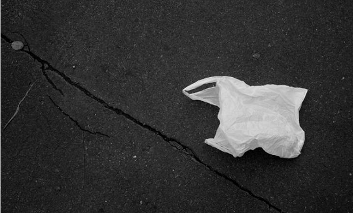 Weg met de plastic zak?