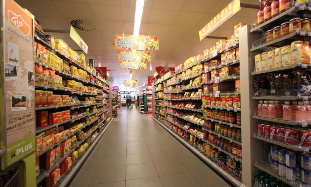 Studenten willen de supermarkt digitaler