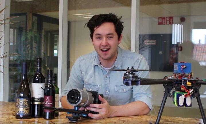Hightech uit ruimtevaart helpt wijnboeren